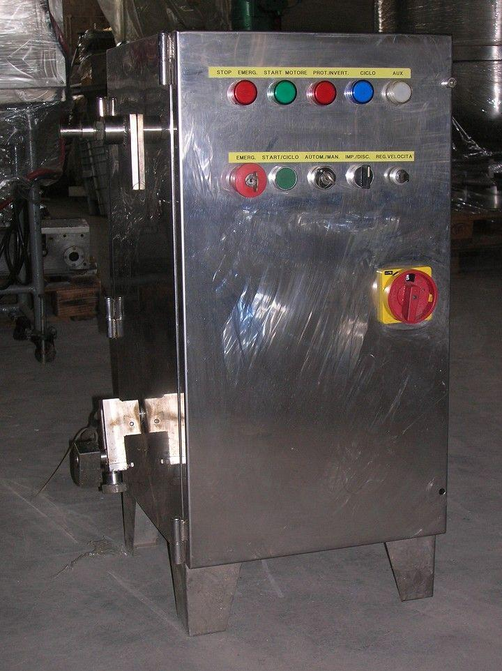 ROSSI MECCANICA Table Top Liquid Filler