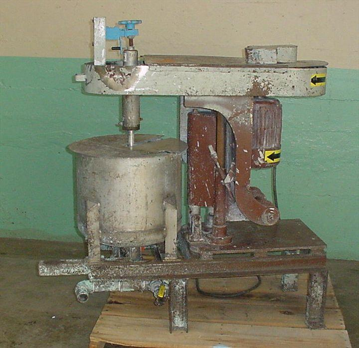 COWLES 5 HP High Speed Disperser