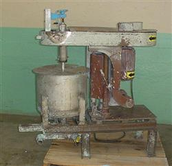 101583 - COWLES 5 HP High Speed Disperser