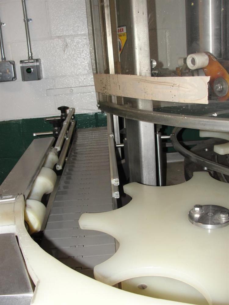 Image 12-Head ENGLER Rotary Piston Filler 1293293