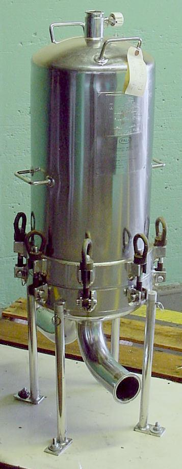 Electropolished 316 S/S Cartridge Filter
