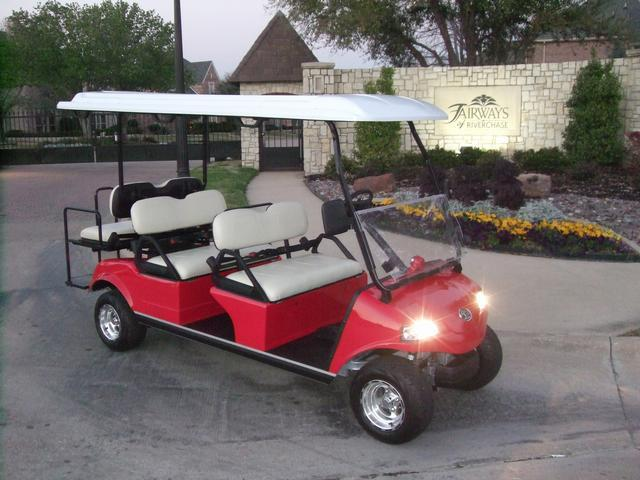 Image 2012 Six Passenger Shuttle / Golf Cart 322272
