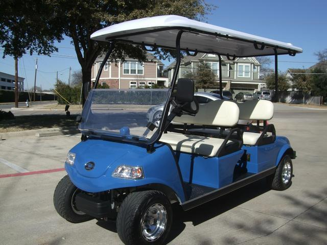 Image 2012 Six Passenger Shuttle / Golf Cart 322273