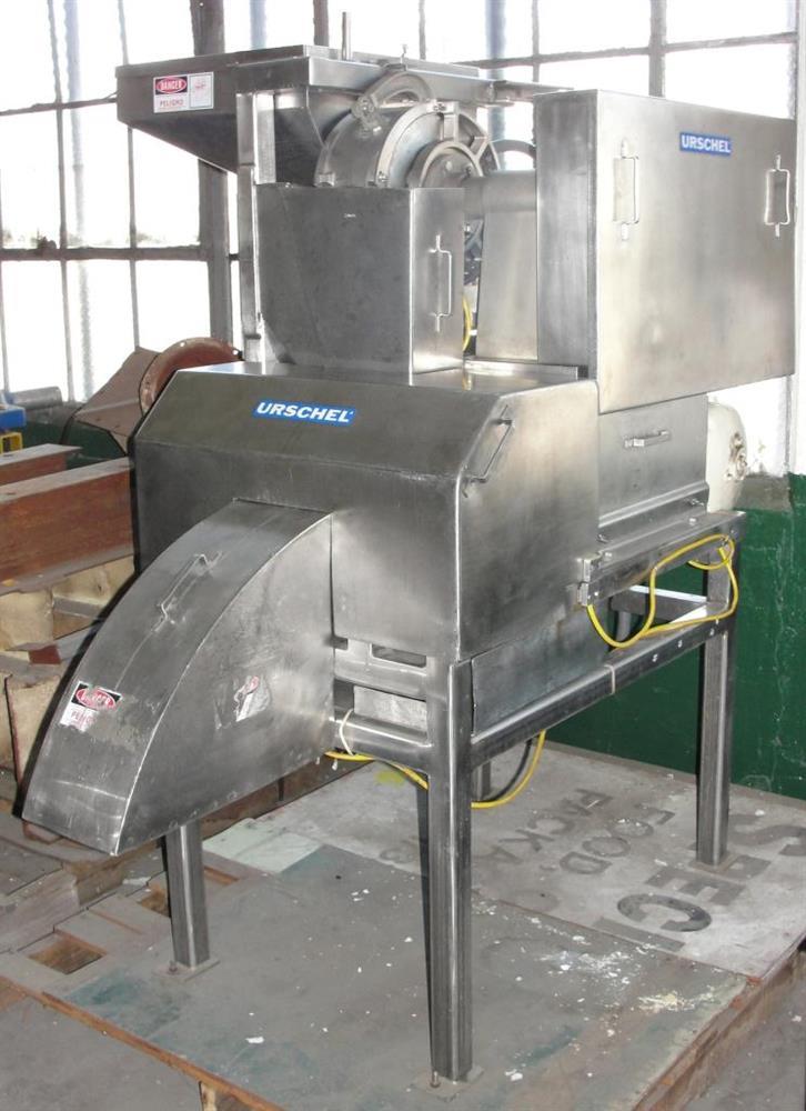 Image URSCHEL Model SL-A Dicer/Slicer 934104
