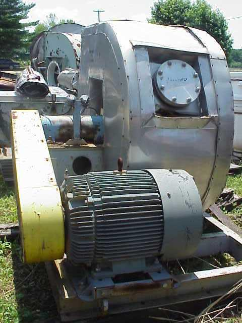 Image ILLINOIS 504.5 CB S/S Radial Fan 322304