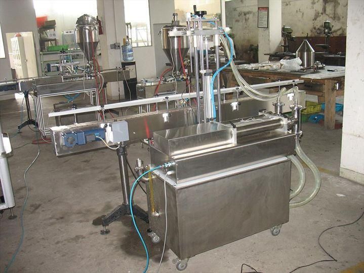 Image Automatic Liquid Filler for Shampoo, Lotions 322422