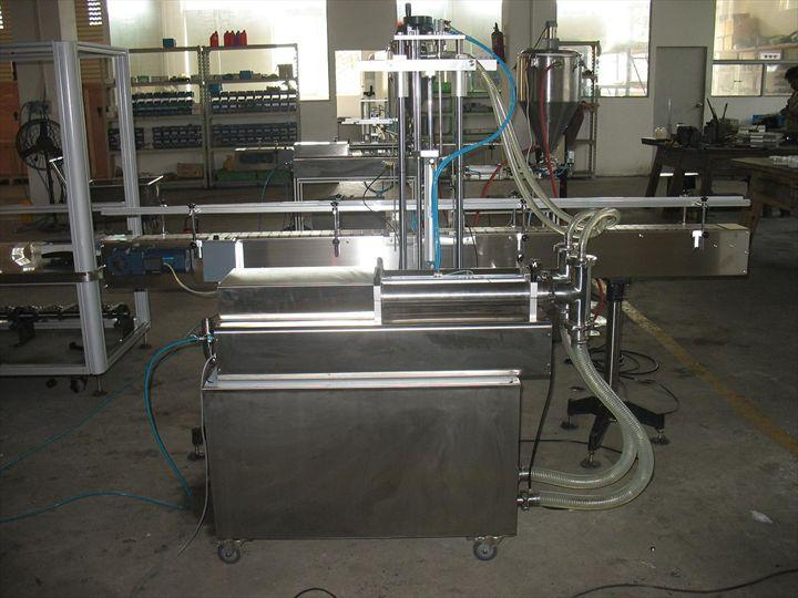 Image Automatic Liquid Filler for Shampoo, Lotions 322423