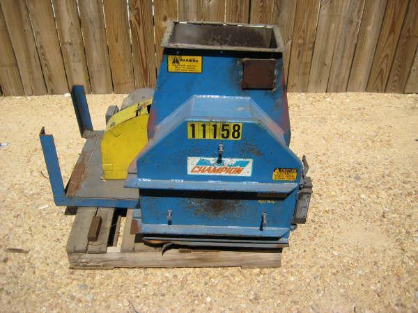 JACOBSON 120-B Hammermill
