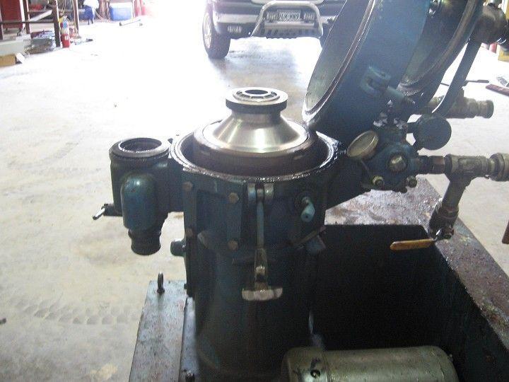 Image ALFA LAVAL MAB 204S-24 Centrifuge Separator 322469