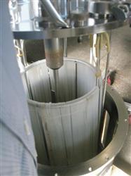 """Image 12 Gal APPLIKON 60-2 Bioreactor, 12"""" X 28"""" 322524"""