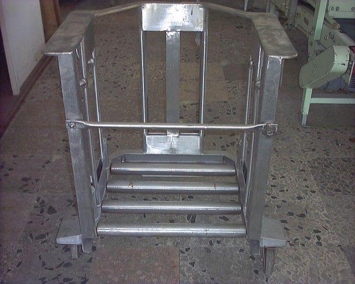 Stainless Steel Drum Lift