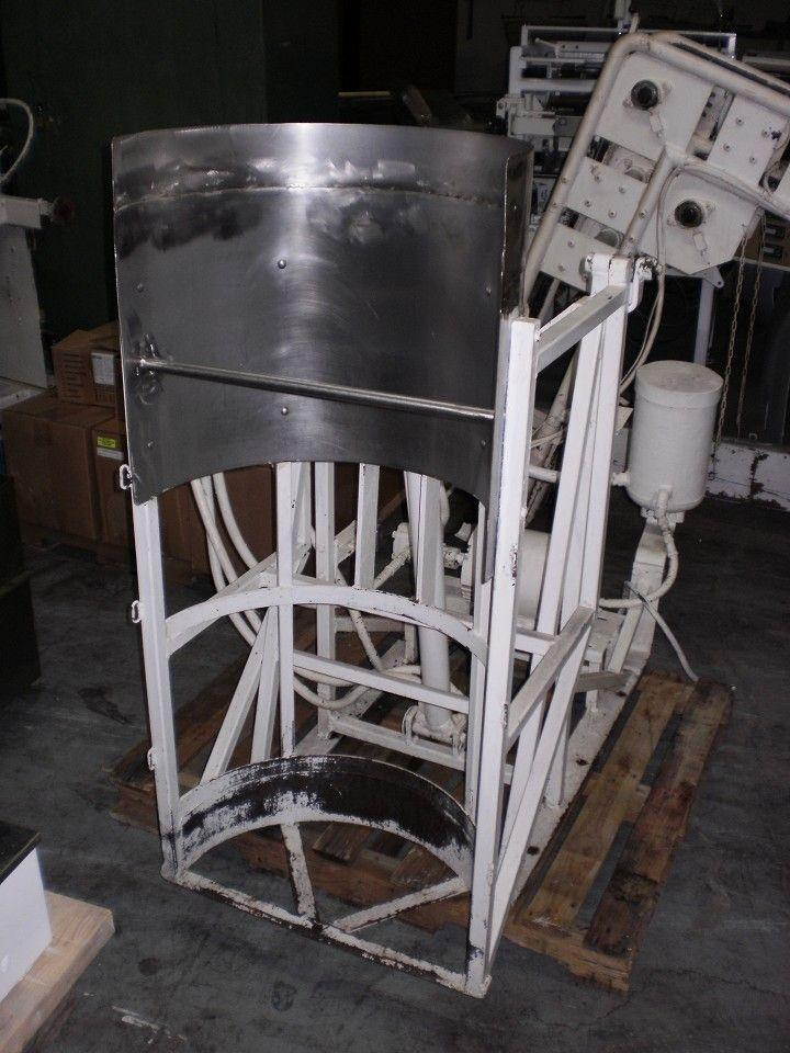 45 Gallon Hydraulic Barrel Tilter