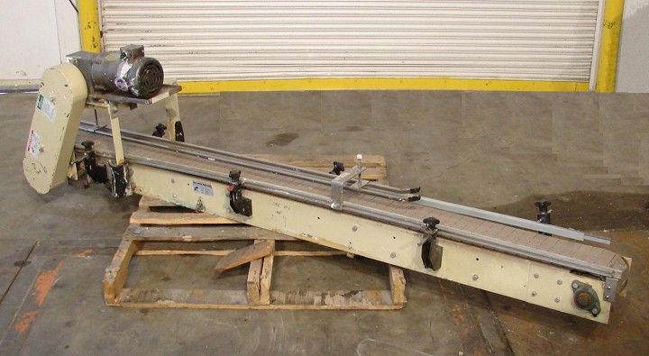 "7""W x 92""L NEW LONDON Table Top Conveyor"
