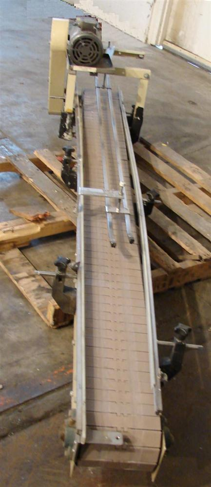 "Image 7""W x 92""L NEW LONDON Table Top Conveyor 322648"
