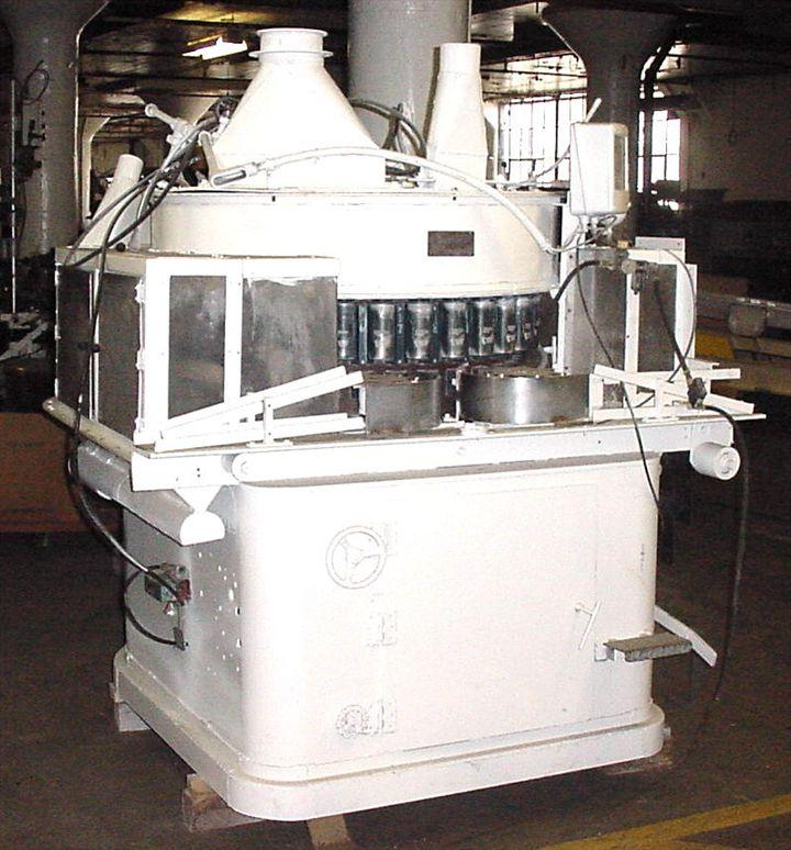 NALBACH High Speed Rotary Volumetric Filler