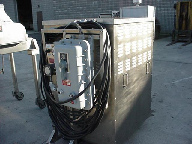 UNION PUMP CO S/S Homogenizer