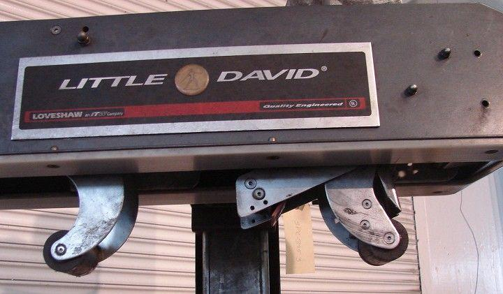 Image LITTLE DAVID LDU/2 Tape Case Sealer 322653