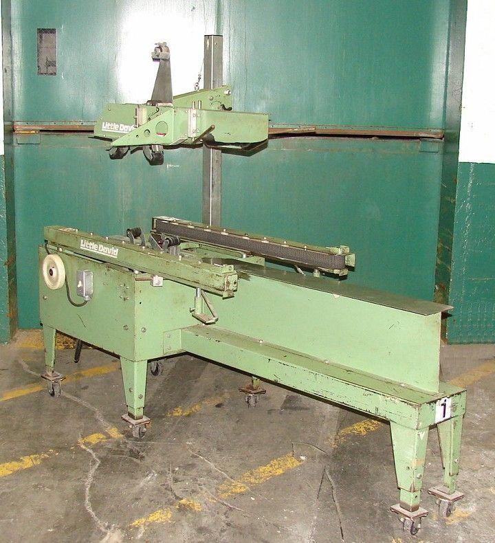 Image LOVESHAW LD00 Tape Case Sealer 322728