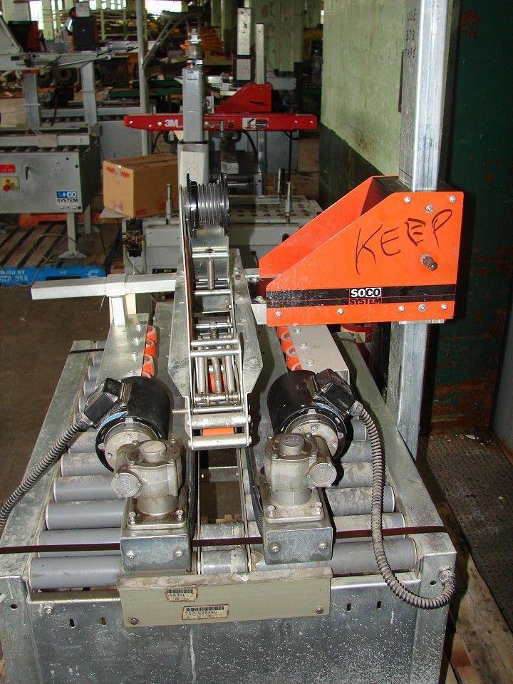 Image SOCO T-10 Pressure Sensitive Tape Case Sealer 322735