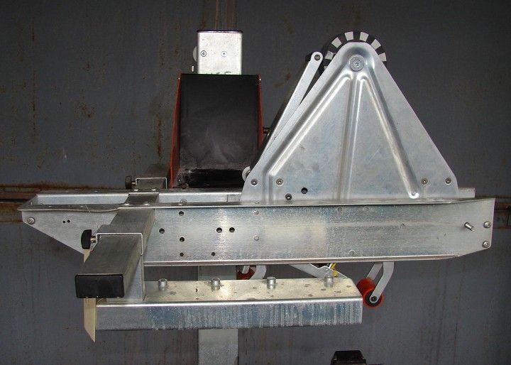 Image SOCO T-10 Pressure Sensitive Tape Case Sealer 322736