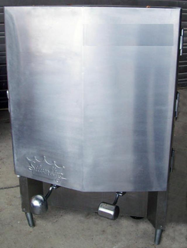 Image SILVER KING SK-20 2-Head Bulk Milk Dispenser 322739