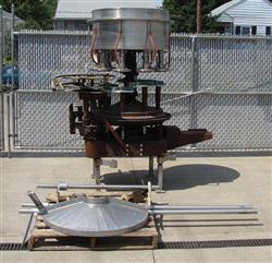 """Image 9 Head HORIX Liquid Gravity Filler 10"""" Centers 322762"""