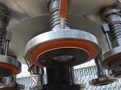"""Image 9 Head HORIX Liquid Gravity Filler 10"""" Centers 322764"""