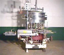 Image 21-Valve HORIX Gravity Liquid Filler 322789