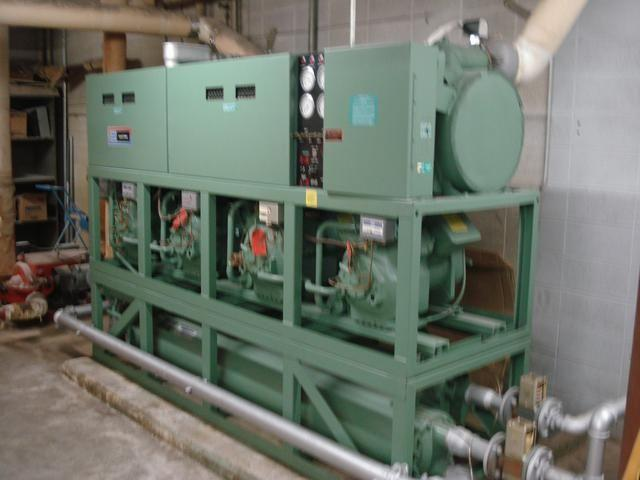 Used Water Tanks For Sale >> CARRIER 30HR Chiller - 102251 For Sale Used