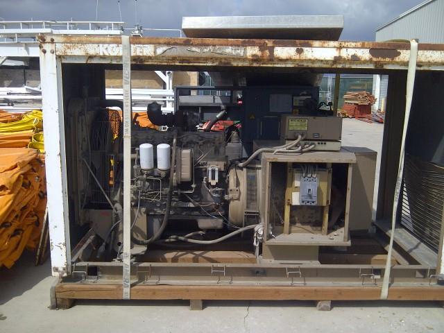 Image 125 kw KOHLER 125ROZ71 Diesel Powered Generator 525319