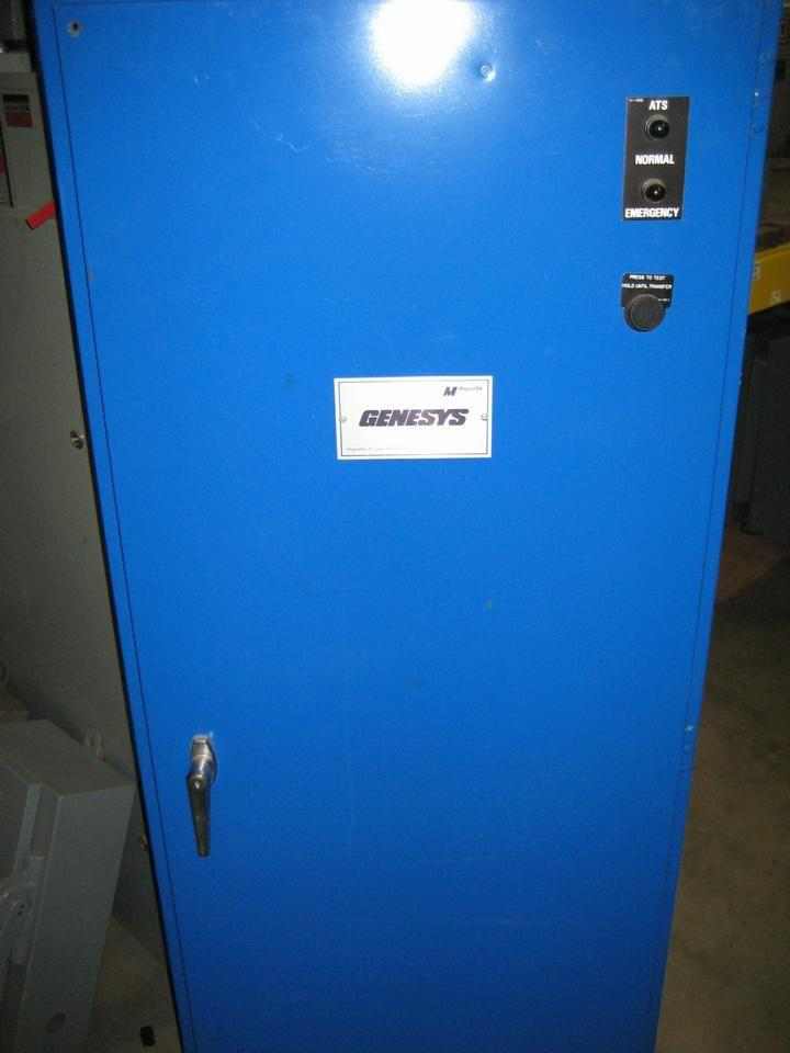 MAGNETEK GENESYS Transfer Switch
