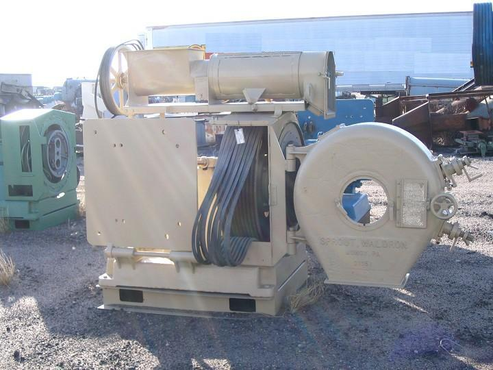 Image SPROUT WALDRON 501-D Pellet Mill, 100 HP 322892