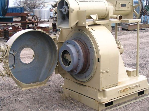 Image SPROUT WALDRON 501-D Pellet Mill, 100 HP 322894