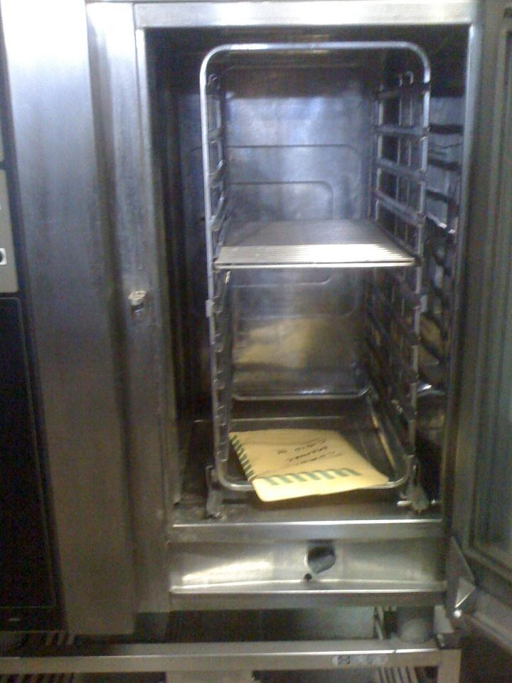Image HENNY PENNY Model CSB -10 Combi Oven 322996