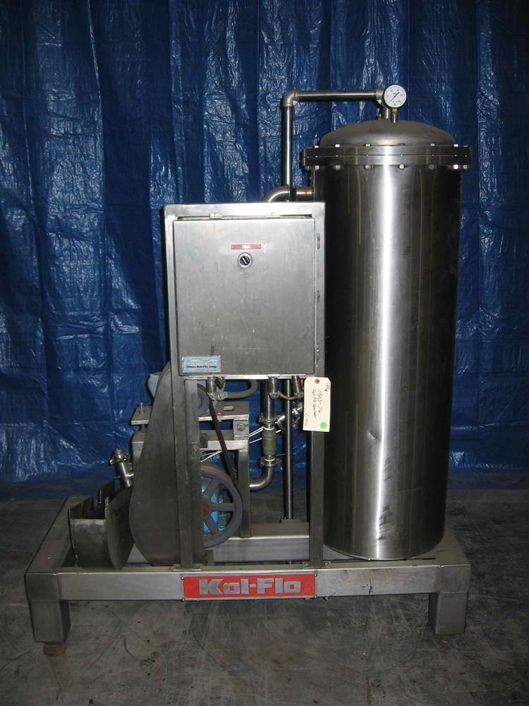Image KOL-FLO Model SCC-500 Saturator/Filter 863982