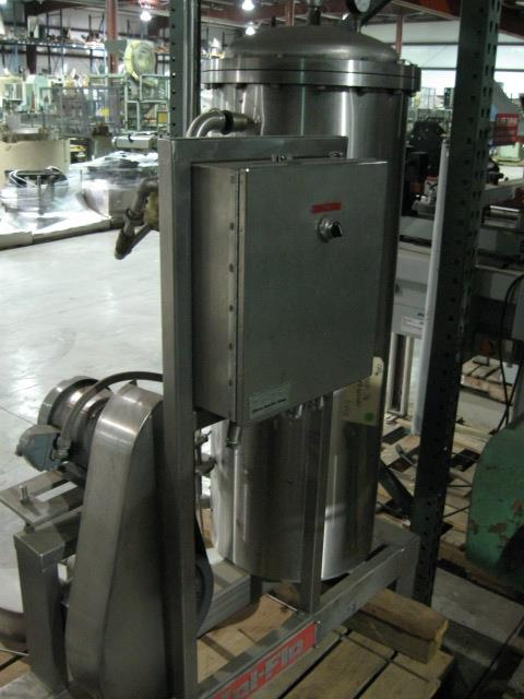 Image KOL-FLO Model SCC-500 Saturator/Filter 863984