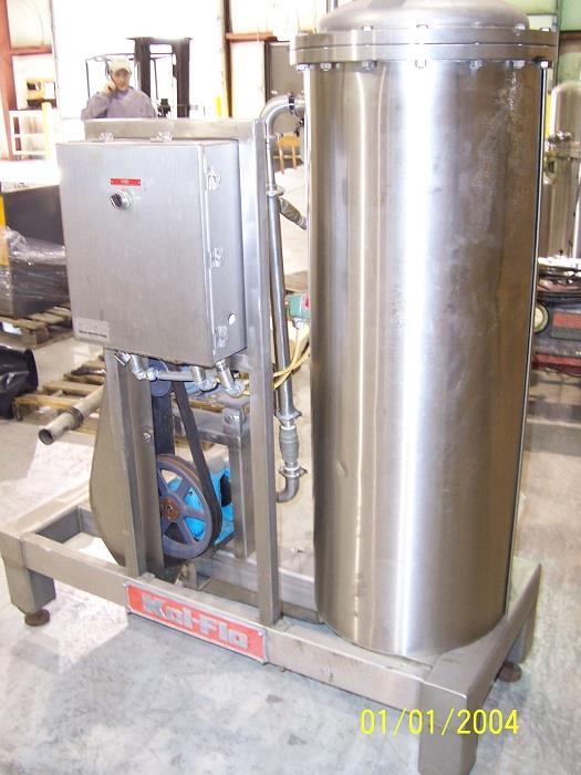Image KOL-FLO Model SCC-500 Saturator/Filter 659726