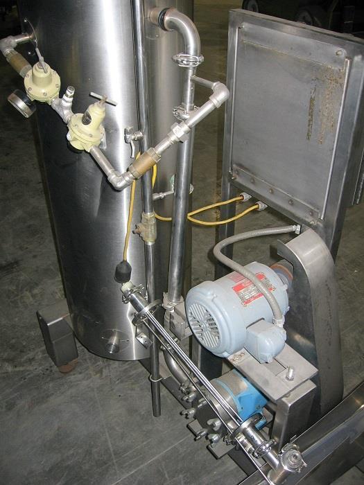 Image KOL-FLO Model SCC-500 Saturator/Filter 659728