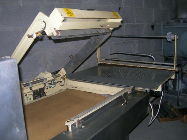 Image KALLFASS Sealer w/ Shrink Tunnel KC 5050/400 323279