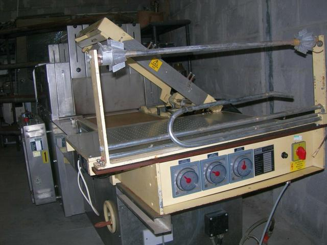 Image KALLFASS Sealer w/ Shrink Tunnel KC 5050/400 323280