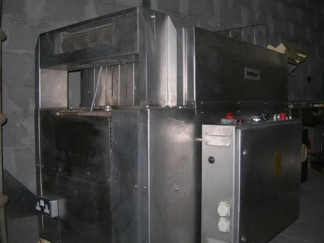 Image KALLFASS Sealer w/ Shrink Tunnel KC 5050/400 323282