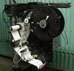 Image WILLETT 2300 Pressure Sensitive Wipe On Labeler 323304