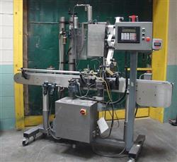 Image LABEL-AIRE 2111CD Blow On Labeler 323309