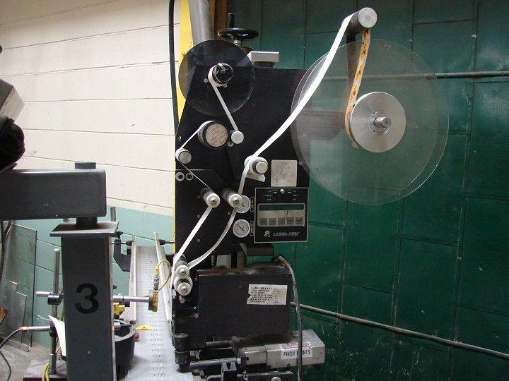 Image LABEL-AIRE 2111CD Blow On Labeler 323310