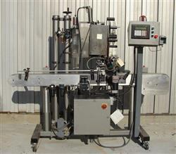 Image LABEL-AIRE 2111CD Blow On Labeler 323318