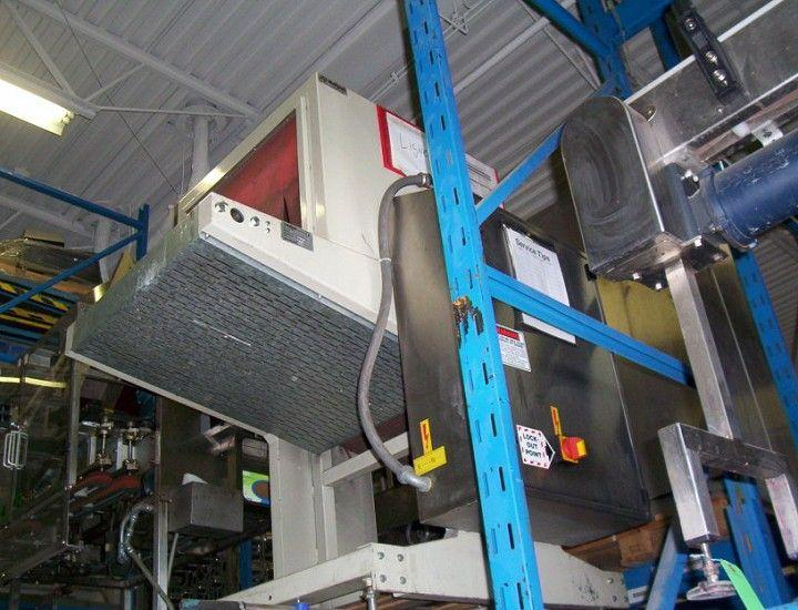 Image MULTIPACK E600 Heat Tunnel 323338
