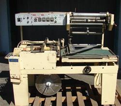 Image HANAGATA CORP Model HP-10 Automatic L Bar Sealer 323352