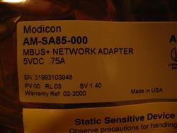Image MODICON AM-SA85-000 323381