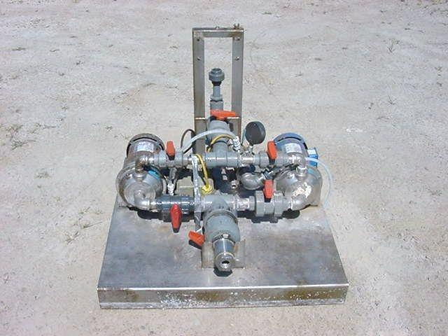 Image G&L A GOULDS Dual Centrifugal Pump 323406