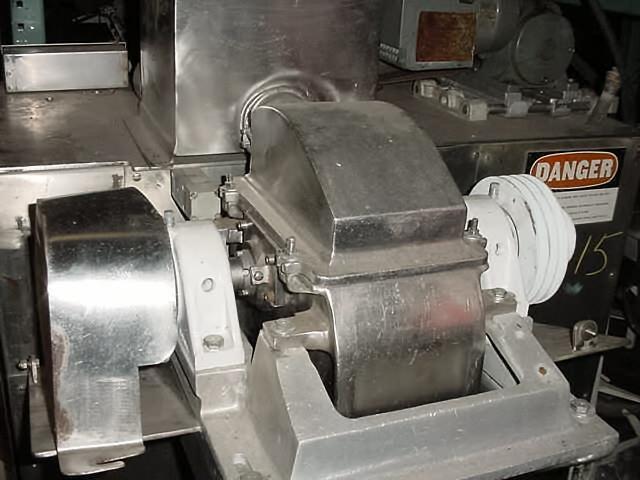 Image FITZPATRICK Screw Fed Hammermill 323428